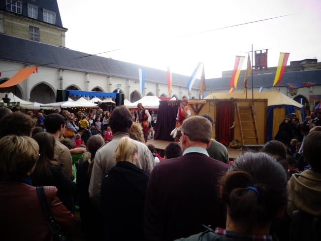 Mercado Medieval do Campo Santo