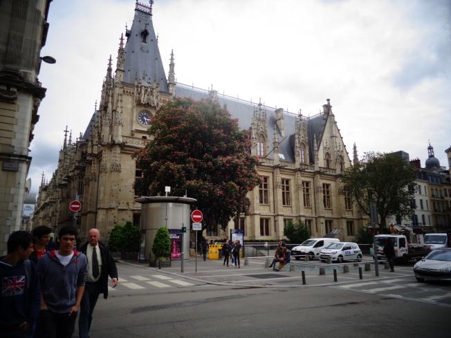 Rue de Jeanne d'Arc