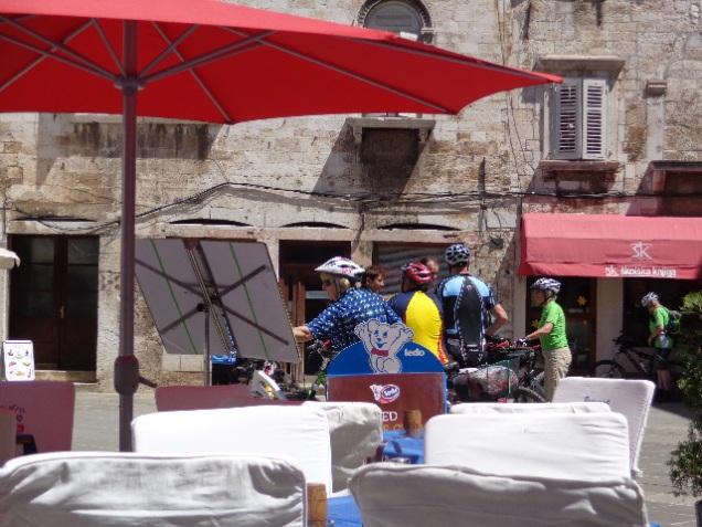 Parceiros ciclistas