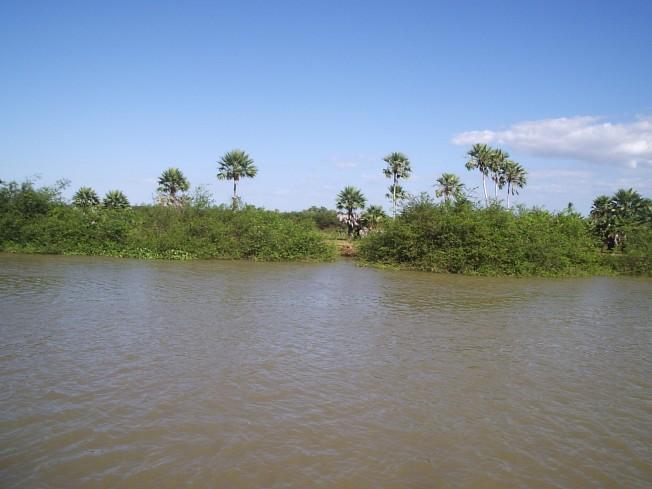 Ilha Canária, lado do Maranhão