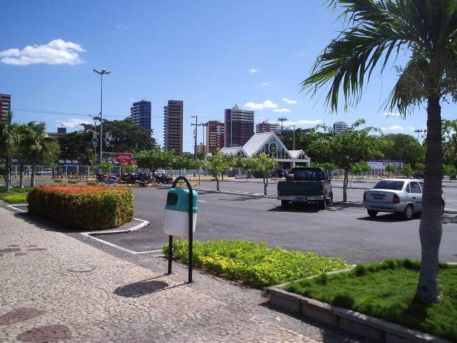 Vista da cidade de Teresina
