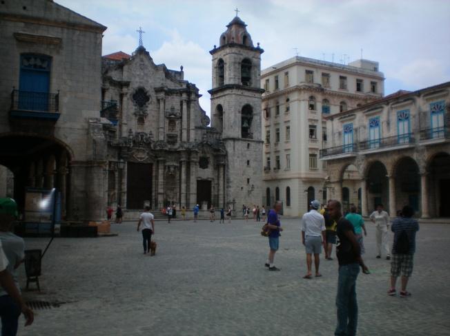 Catedral de la Habana na Plaza de la Catedral