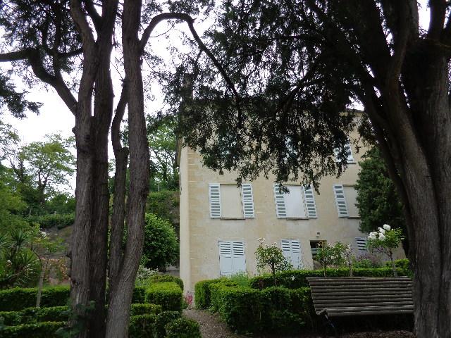 Casa do Dr. Gachet.