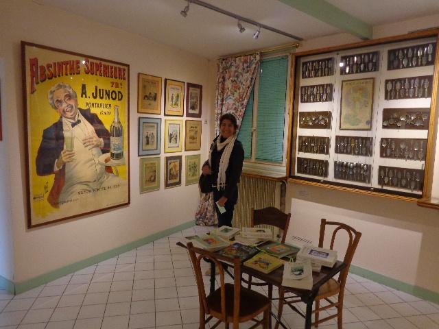 Musée de l'Absinth