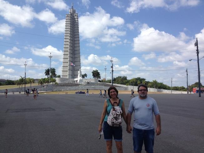 Obelisco a José Martí