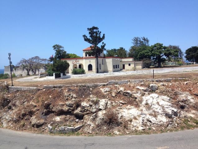 Casa onde viveu Che Guevara