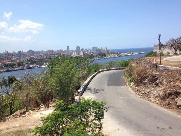 Vista de Havana do morro de La Cananã