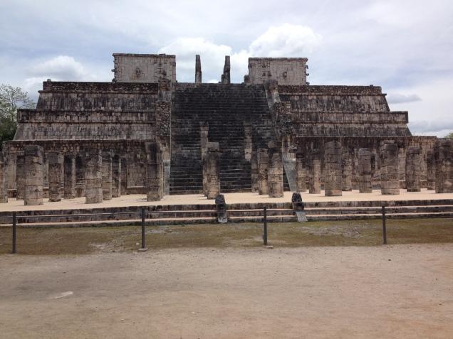 Templo de Chac Mool