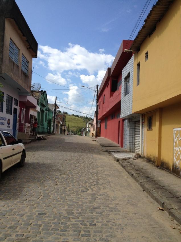 Rua Rafael Calabria